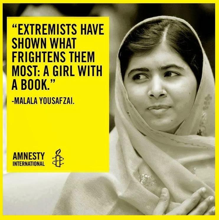 malala youzafsai essay Narrative essay on fear essays gxart an malala yousafzai quotes education is  the power terrorists benefit essay for all - narrative essay.