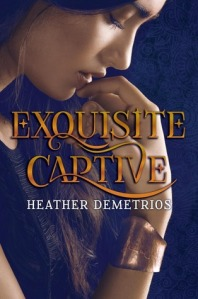 Exquisite Captive Cover