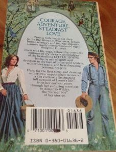 Backcover Laura: The Life of Laura Ingalls Wilder